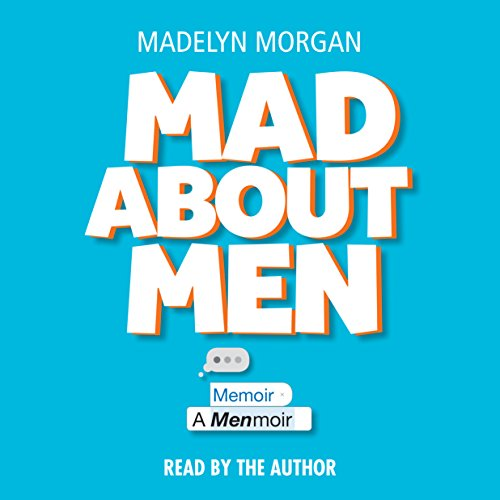 Mad About Men audiobook cover art