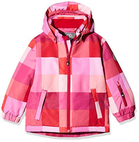 Color Kids Mädchen Padded Skijacke Jacke, Rosa (Raspberry 443), (Herstellergröße: 152)