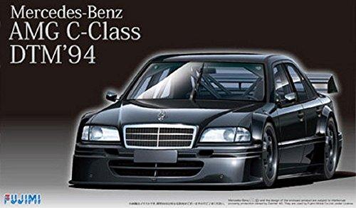 Fujimi modelo 1./2.4. de clase C Rial coche de deportes de la Serie No.6.2.-Benz AMG DTM '9.4.