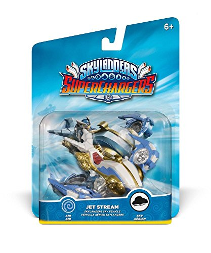 Figurine Skylanders : Superchargers - Jet Stream