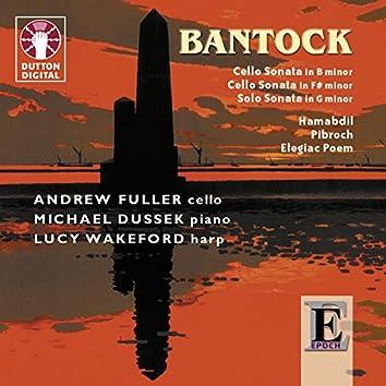 Bantock: Cello Sonatas
