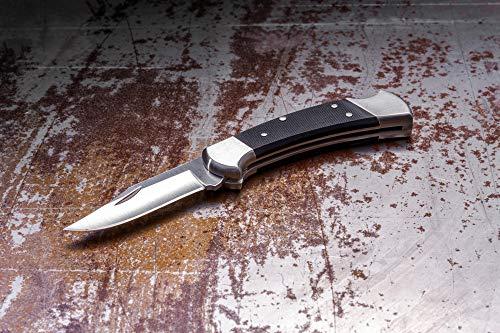 Buck Knives 112 Ranger Pro Folding Lockback Hunting Knife