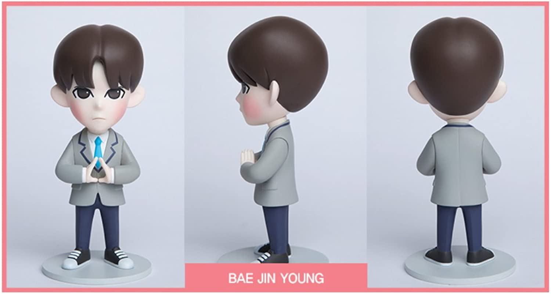 popular WANNAONE Figura de 7 Pulgadas Pulgadas Pulgadas de mercancías Oficiales (Bae Jinyoung)  tienda de venta