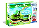 Clementoni-La Biosfera Juego Científico, Multicolor (55283)