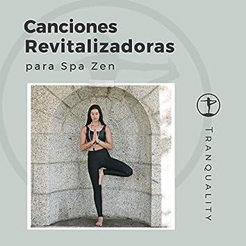 Canciones Revitalizadoras para Spa Zen
