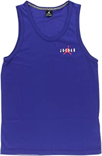 Nike Mens AJ VI Gradient Tank Top Purple