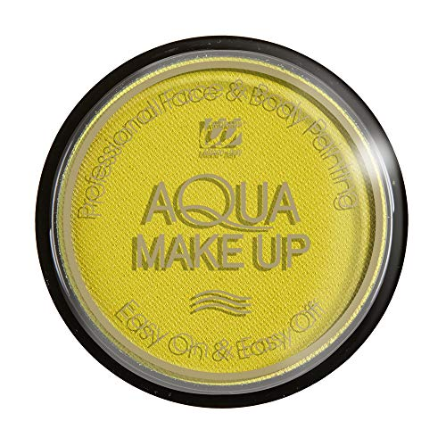 Widmann Aqua Makeup 15G - Pastel Yellow