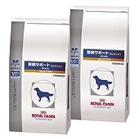 【2袋セット】ロイヤルカナン 食事療法食 犬用 腎臓サポートセレクション ドライ 3kg