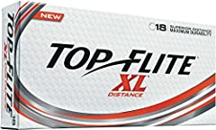 Engineered to equip golfers with a blend of superior distance and maximum durability High Resiliency Core construction optimizes compression for ball speed and distance Reformulated cut-proof ionomer cover minimizes spin while enhancing durability Di...