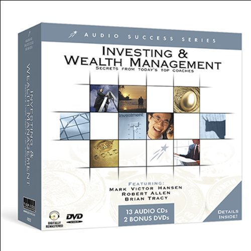 Investing & Wealth Management Audiobook By Mark Victor Hansen, Brian Tracy, Chris Widener cover art