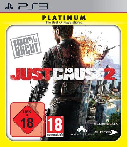 Eidos Just Cause 2 - Juego (PS3, PlayStation 3, Acción / Aventura, M (Maduro))