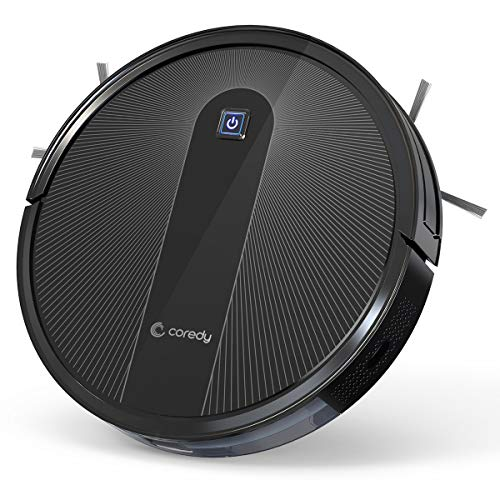 Coredy L900X Robot Vacuum Cleaner with Automatic Dirt Disposal