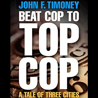 Beat Cop to Top Cop audiobook cover art