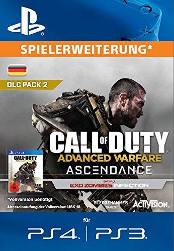 Call of Duty: Advanced Warfare - Ascendance DLC [Zusatzinhalt][PS4 PS3 PSN Code für deutsches Konto]