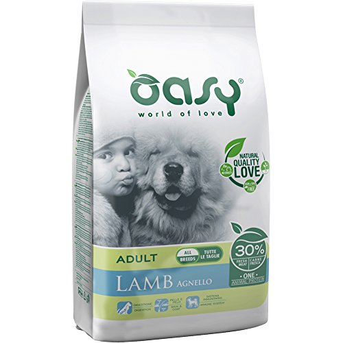 Oasy One Protein Secco Cane all´Agnello 12Kg