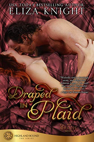 Draped in Plaid (Highland Bound Book 7) (English Edition)