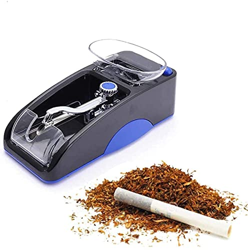 LSWY Máquina automática para Liar Cigarrillos, Inyector de Tabaco eléctrico Profesional, Fácil...