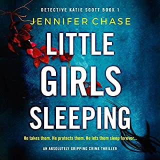 Little Girls Sleeping: An absolutely gripping crime thriller audiobook cover art