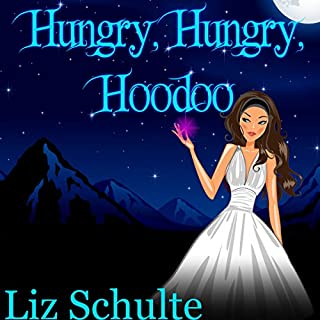 Hungry, Hungry, Hoodoo audiobook cover art
