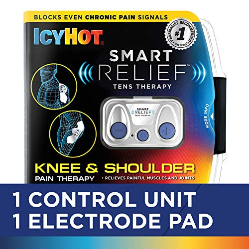 Icy Hot SmartRelief TENS Therapy SmartRelief Control Unit for Wireless Knee & Shoulder Pain Therapy