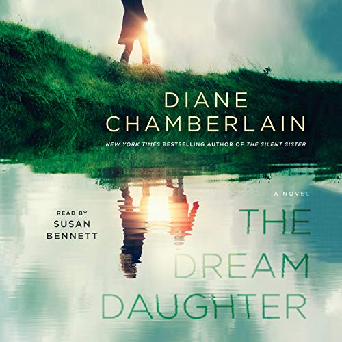 The Dream Daughter audiobook cover art
