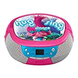 Best Cd Player For Kids - Trolls DreamWorks Hug Sing Dance CD Player Stereo Review
