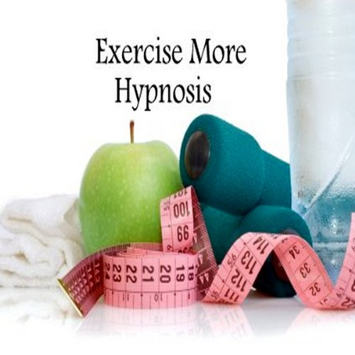 Exercise More Hypnosis cover art