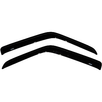 Auto Ventshade 92006 Original Ventvisor Side Window Deflector Dark Smoke, 2-Piece Set for 1983-1994 S10 Blazer & S15 Jimmy, 1982-1990 S15 Pickup, 1982-1993 S10 Pickup, 1991-1993 Sonoma, 1985-2005 Chevrolet Astro & GMC Safari