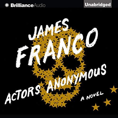 Actors Anonymous audiobook cover art