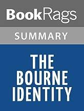 Best bourne identity summary book Reviews