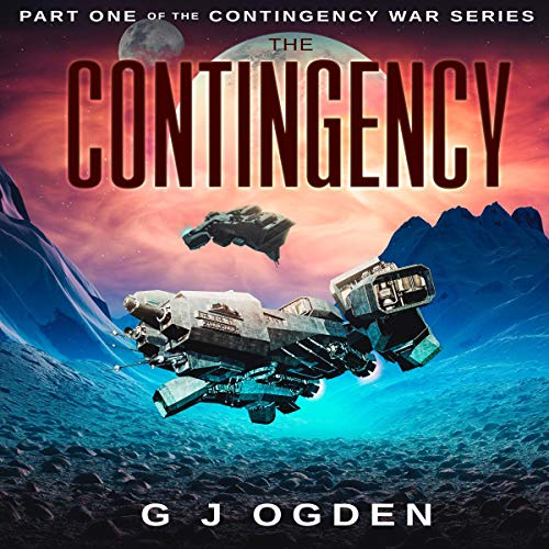 The Contingency Audiobook By G J Ogden cover art