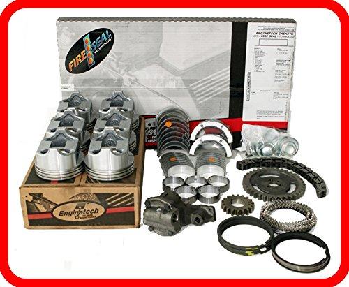Engine Rebuild Overhaul Kit FITS: 1999-2006 Chevrolet GMC 4.3L V6 Vortec Vin'W,X'