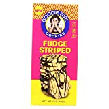 GOODIE GIRL COOKIES, Cookie, Fudge Striped, Pack of 6, Size 7 OZ, (Wheat Free)