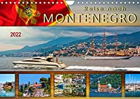 Reise nach Montenegro (Wandkalender 2022 DIN A4 quer): Eine Reise in das abwechslungsreiche Land an der Adria. (Monatskalender, 14 Seiten )