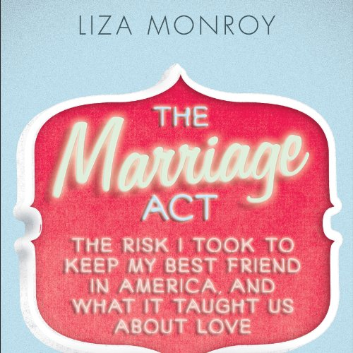 The Marriage Act audiobook cover art