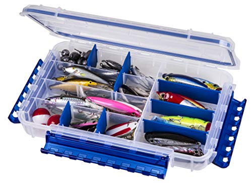 Flambeau Outdoors WP4005 Ultimate Waterproof Tuff Tainer - 16 Compartments (Includes (11) Zerust Dividers)