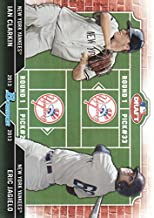 2013 Bowman Draft Dual Draftee #CJ Ian Clarkin/Eric Jagielo Yankees Baseball Card NM-MT