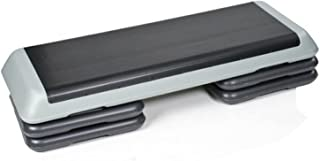 j/fit Health Club Step (Gray/Black)