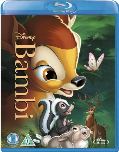Bambi [Blu-ray] [UK Import]