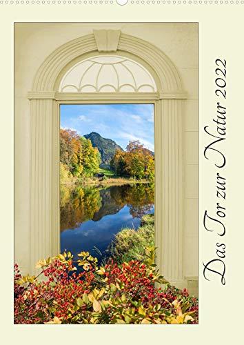 Das Tor zur Natur 2022 (Wandkalender...