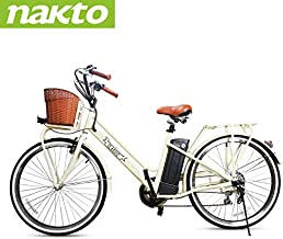 NAKTO 250W Electric Bike 26
