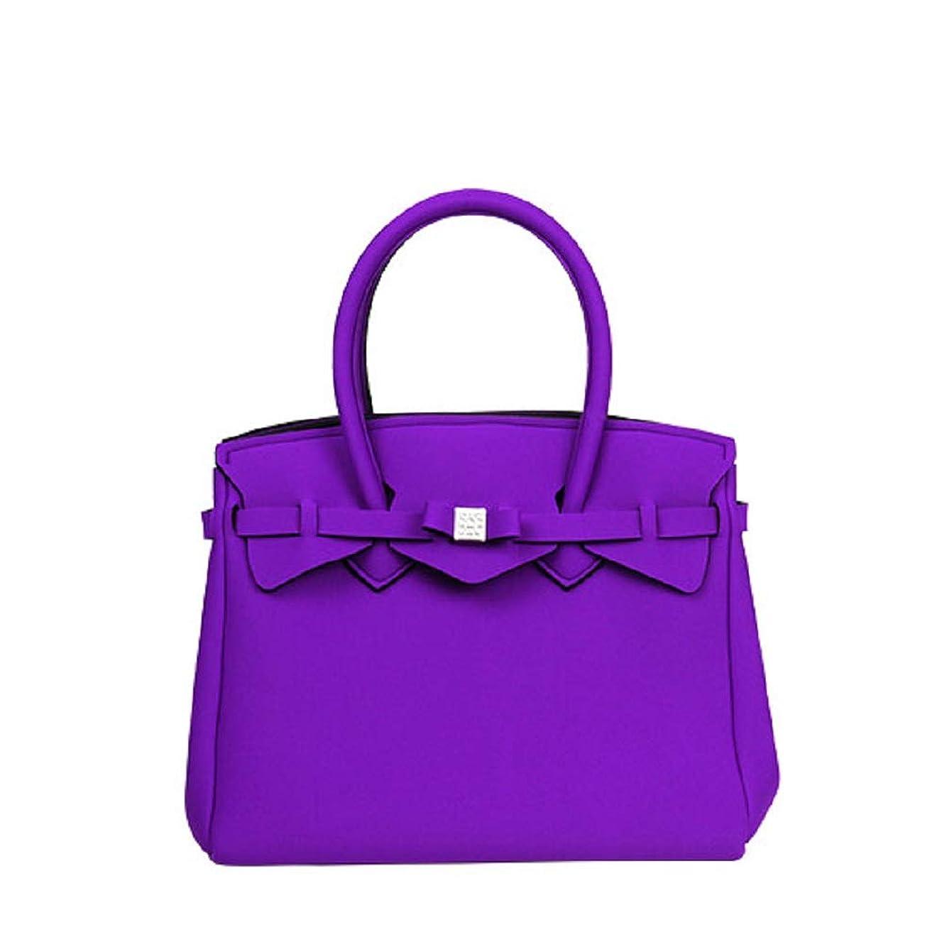 メルボルン安心飢え[セーブマイバッグ]SAVE MY BAG MISS ミス ハンドバッグ 10204N MIRTILLA [並行輸入品]