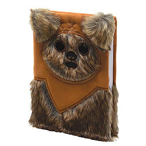 Cuaderno de notas de Star Wars Ewok Furry A5 Premium