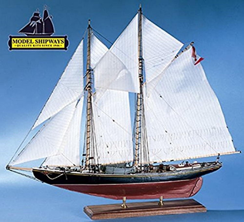 precio mas barato Model Shipways Shipways Shipways 1921 azulnose Canadian Fishing Schooner boat 1 64 Historic Wood Kit MS2130 - Model Expo by Model Shipways  Compra calidad 100% autentica