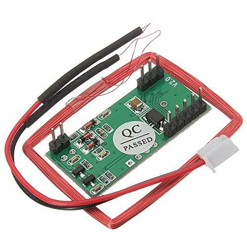 KEMEILIAN Weit verbreitet 5 stücke 125kHz EM4100 RFID-Karten-Lesen-Modul RDM630 UART for Arduino - Produkte, die mit verschriebenen Arduino-Boards Arbeiten Dauerhaft