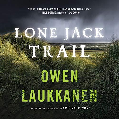 Page de couverture de Lone Jack Trail