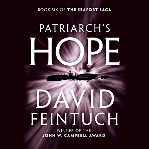 Patriarch's Hope audiobook cover art