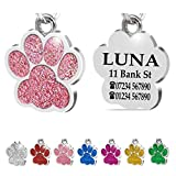 Iberiagifts - ID Tag Paw For Sma...
