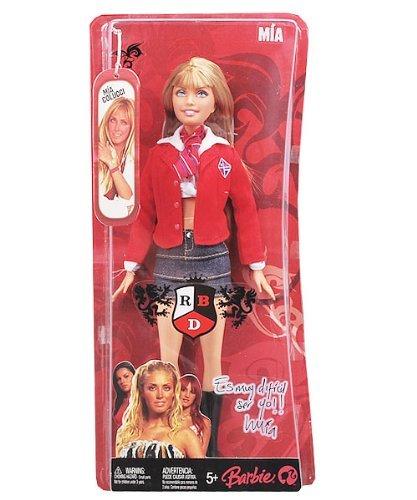 My Scene Barbie Sporty Style: Chelsea (ROJO)