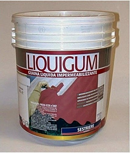 LIQUIGUM LT. 15 BIANCO